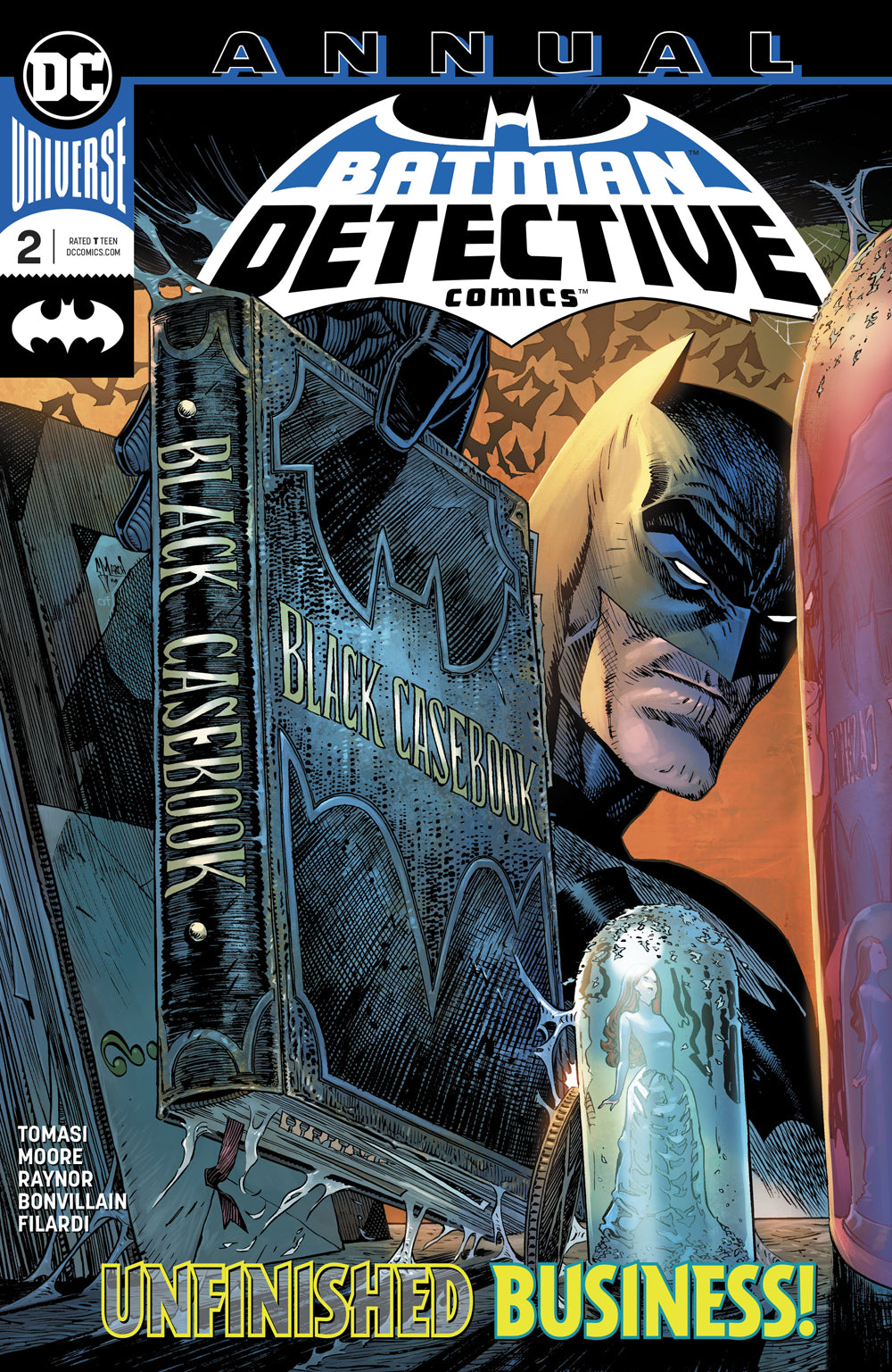 DETECTIVE COMICS ANNUAL #2 | Game Master's Emporium (The New GME)