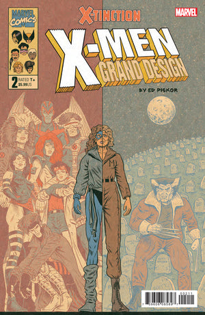 X-MEN GRAND DESIGN X-TINCTION #2 (OF 2)