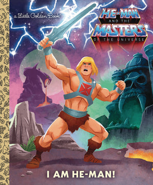I AM HE-MAN LITTLE GOLDEN BOOK (C: 0-1-0)
