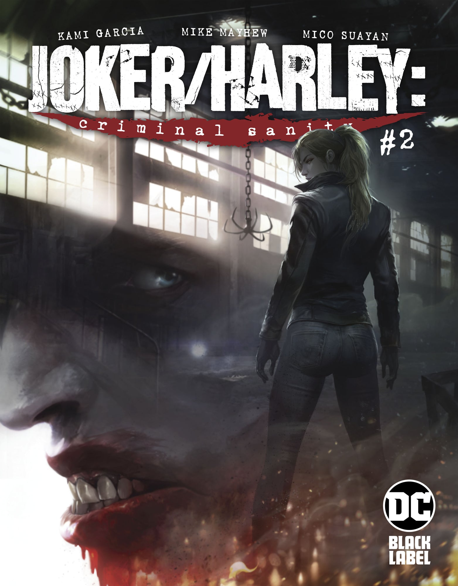 JOKER HARLEY CRIMINAL SANITY #2 (OF 9) (MR) | Game Master's Emporium (The New GME)