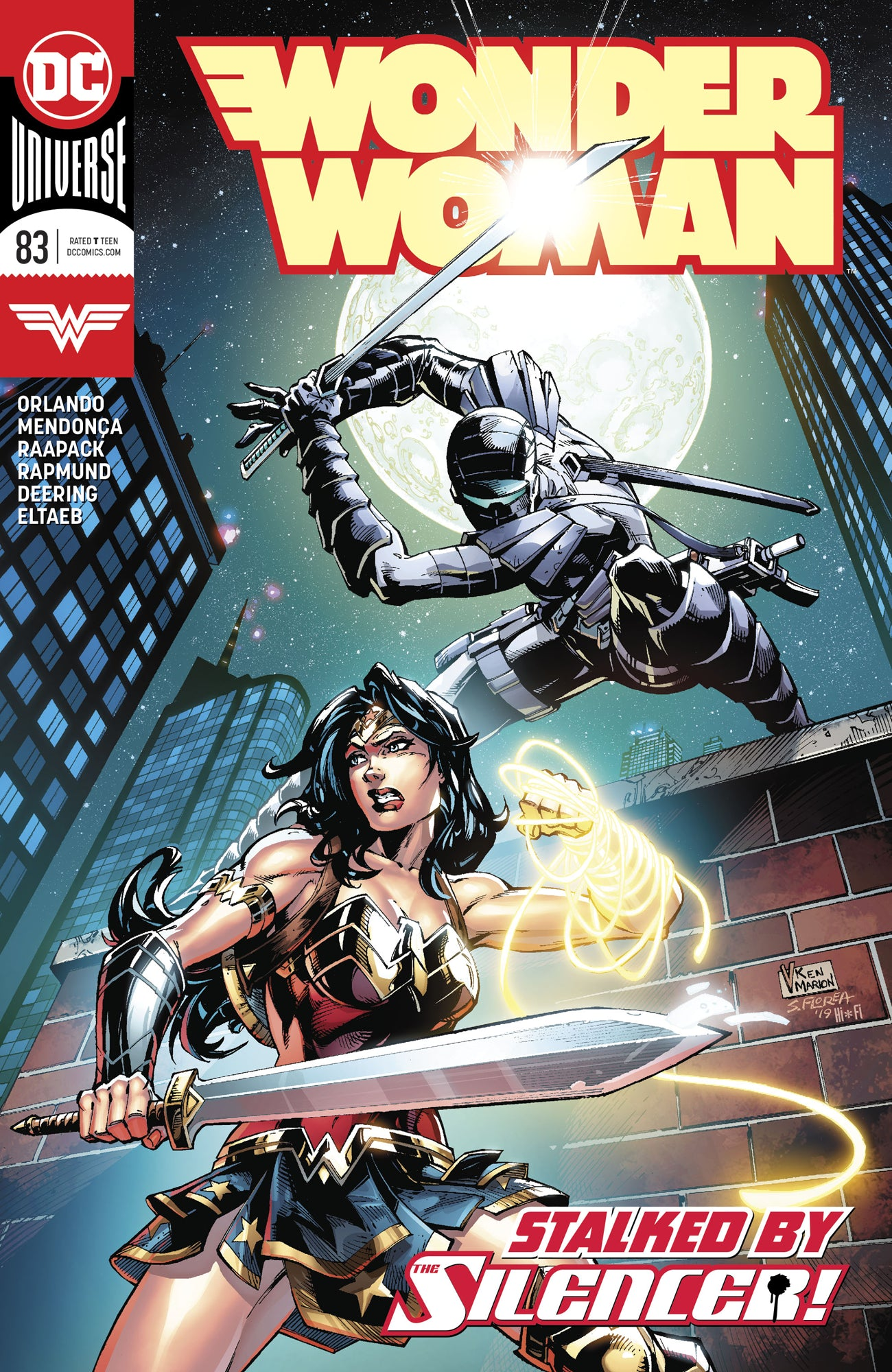 WONDER WOMAN #83 | Game Master's Emporium (The New GME)