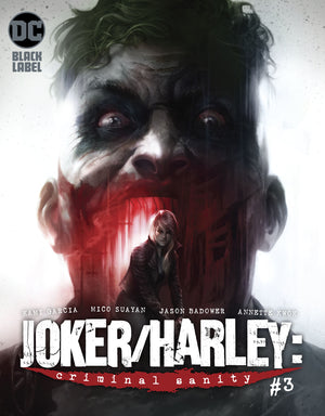 JOKER HARLEY CRIMINAL SANITY #3 (OF 9) (RES) (MR)