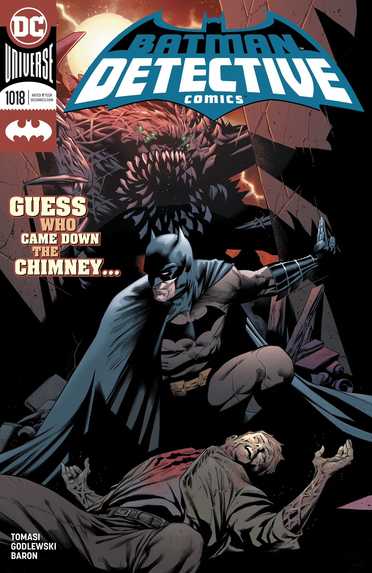 DETECTIVE COMICS #1018 | Game Master's Emporium (The New GME)