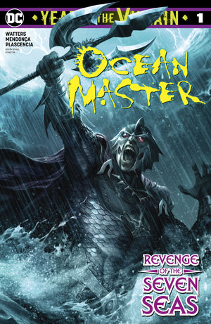 OCEAN MASTER YEAR OF THE VILLAIN #1