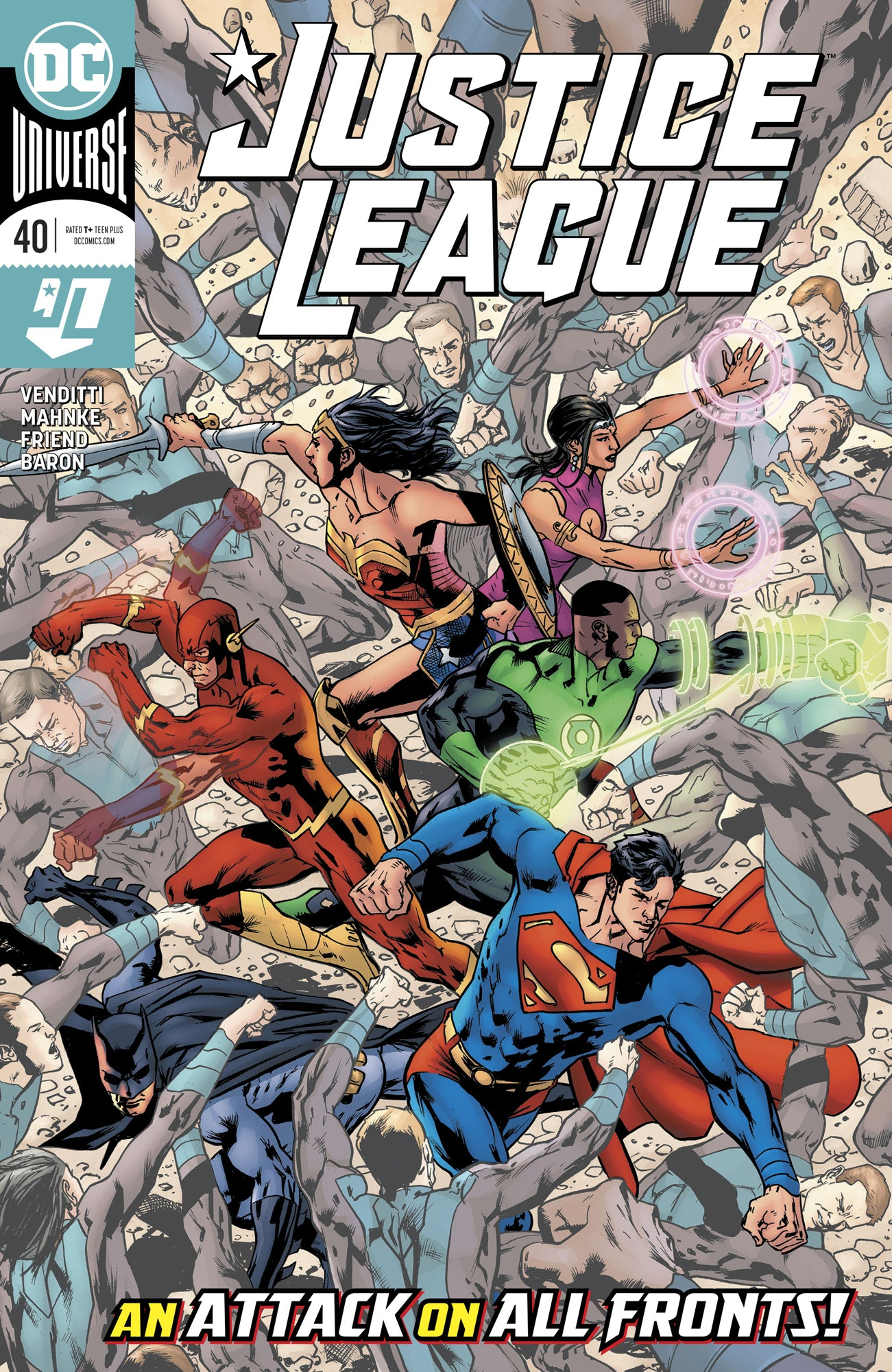 JUSTICE LEAGUE #40 | Game Master's Emporium (The New GME)