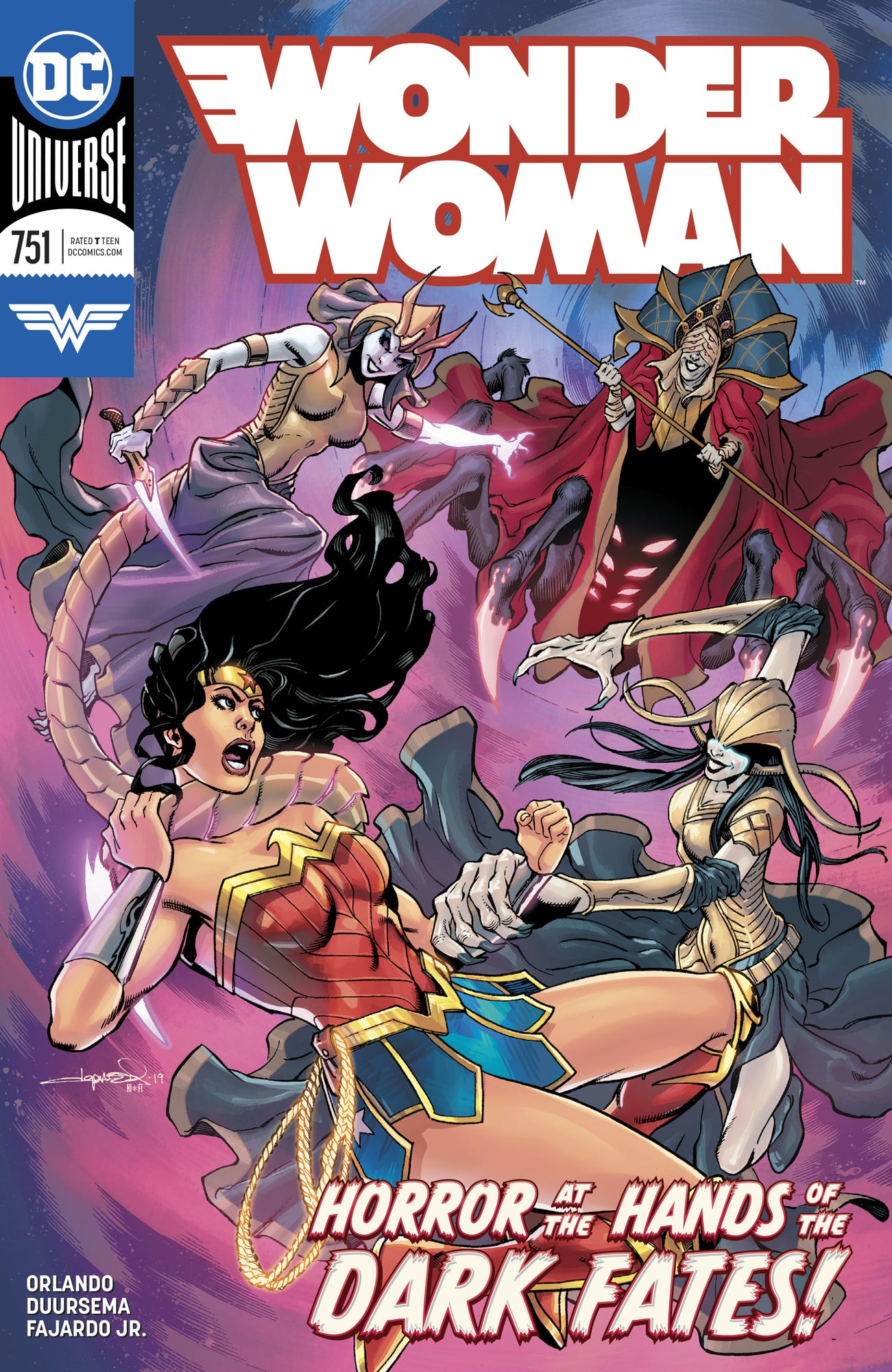 WONDER WOMAN #751 | Game Master's Emporium (The New GME)