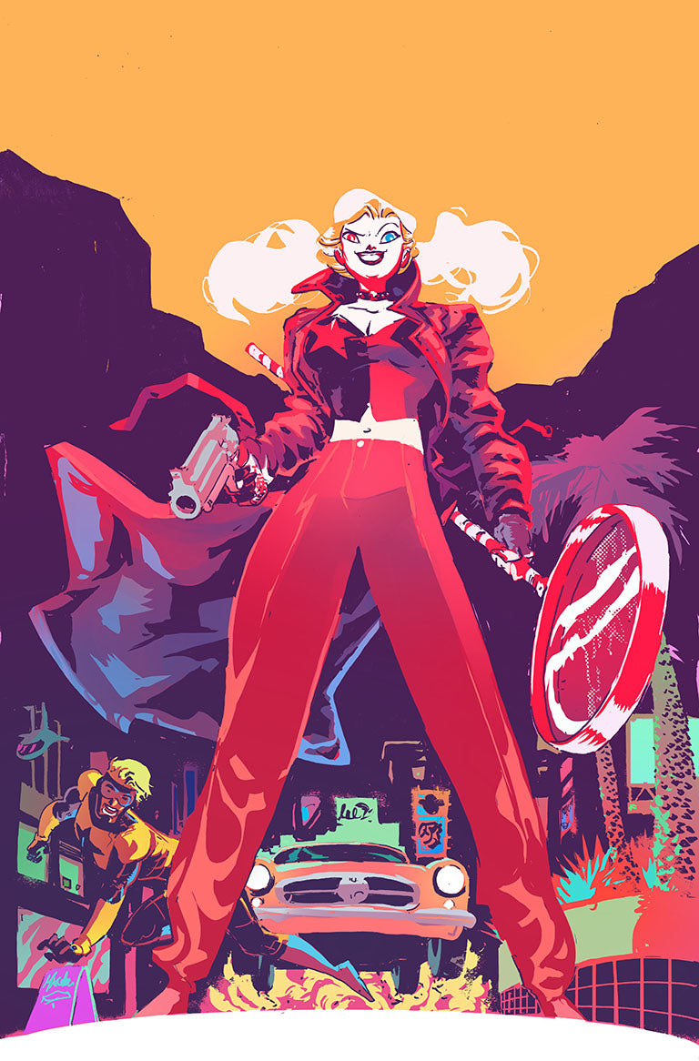 HARLEY QUINN #71 | Game Master's Emporium (The New GME)