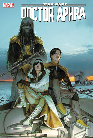 STAR WARS DOCTOR APHRA #1 REMENAR VAR