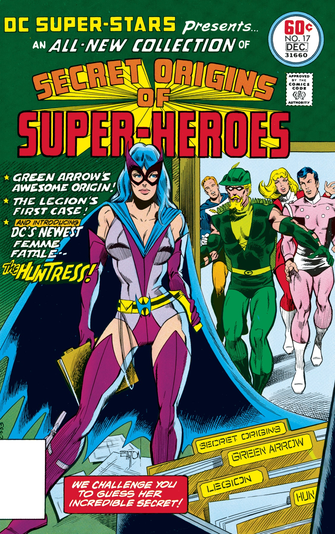 DC SUPER STARS #17 FACSIMILE EDITION | Game Master's Emporium (The New GME)