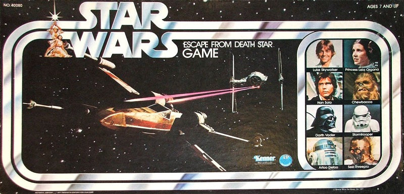 Star Wars  Escape from the Death Star | Game Master's Emporium (The New GME)