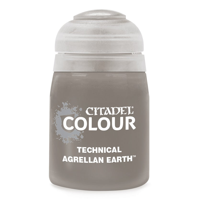 Agrellan Earth Technical
