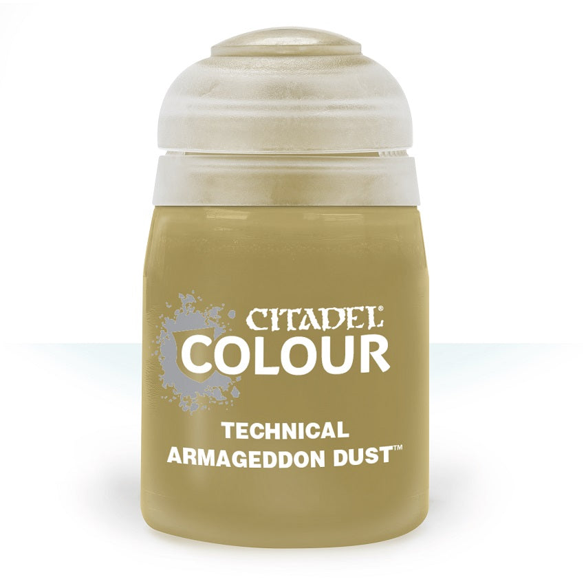 Armageddon Dust Technical