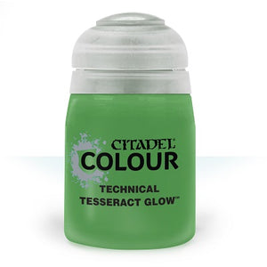 Tesseract Glow Technical