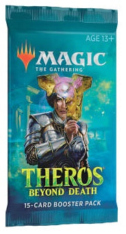 MTG Theros Beyond Death  Single Draft Booster Pack