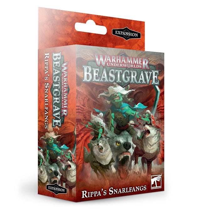 Underworld Beastgrave Rippa's Snarlfang's | Game Master's Emporium (The New GME)
