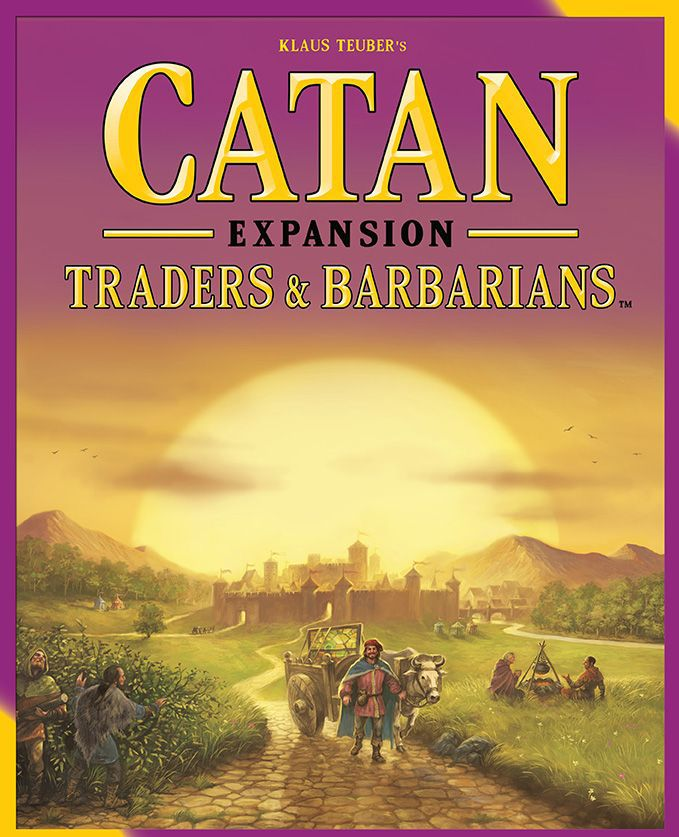 Catan Traders & Barbarians | Game Master's Emporium (The New GME)