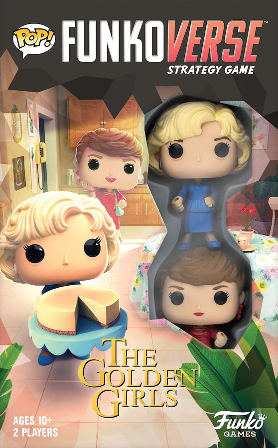 Funkoverse Strategy Game  Golden Girls