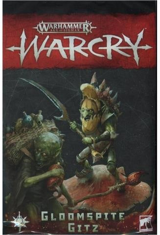 Warcry Gloomspite Gitz | Game Master's Emporium (The New GME)
