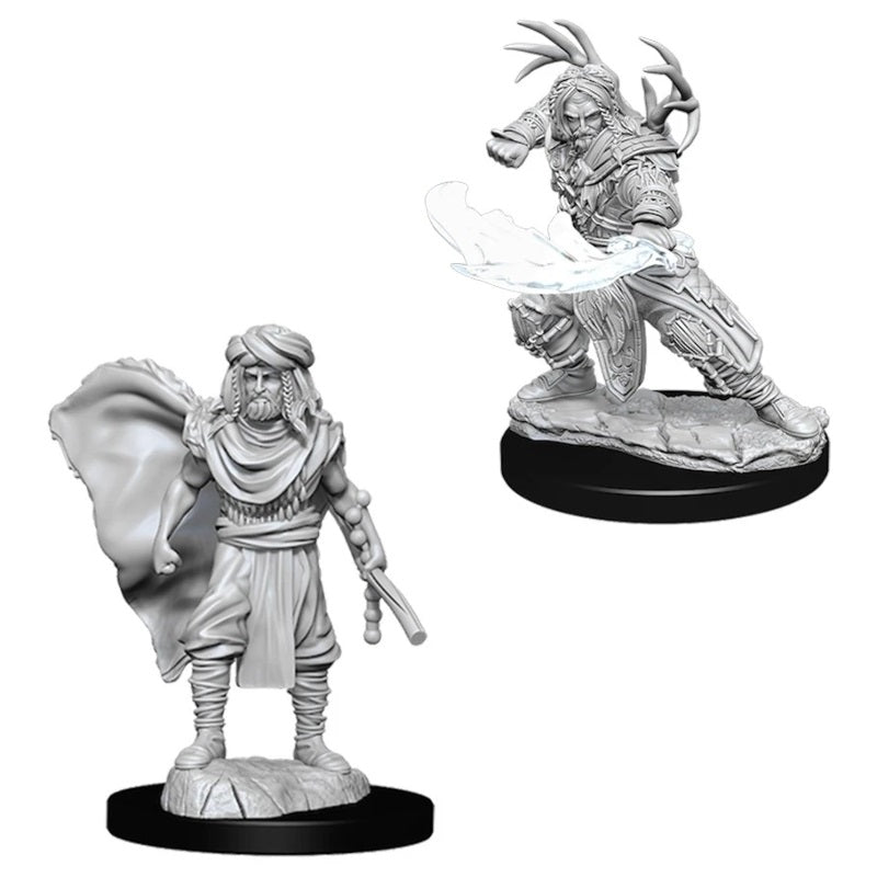 D&D Mini Human Druid | Game Master's Emporium (The New GME)
