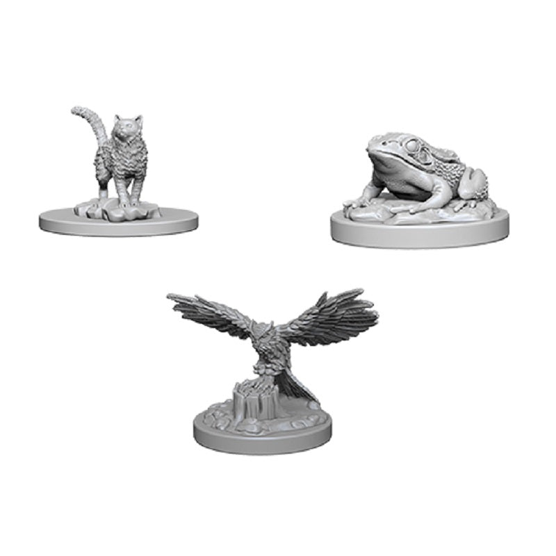 D&D Mini Familiars