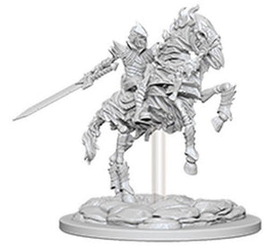 D&D Mini Skeleton Knight on Horse