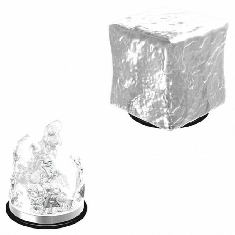 D&D Mini Gelatinous Cube