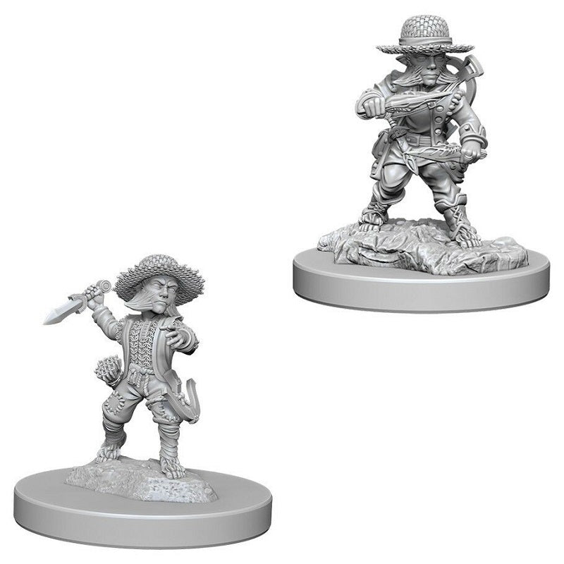D&D Mini Halfling Male Rogue | Game Master's Emporium (The New GME)
