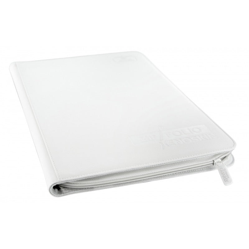 Ultimate Guard 9PKT Zipfolio White