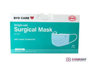 BYD level 3 surgical masks