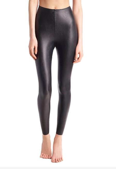 Commando Faux Leather Legging Black
