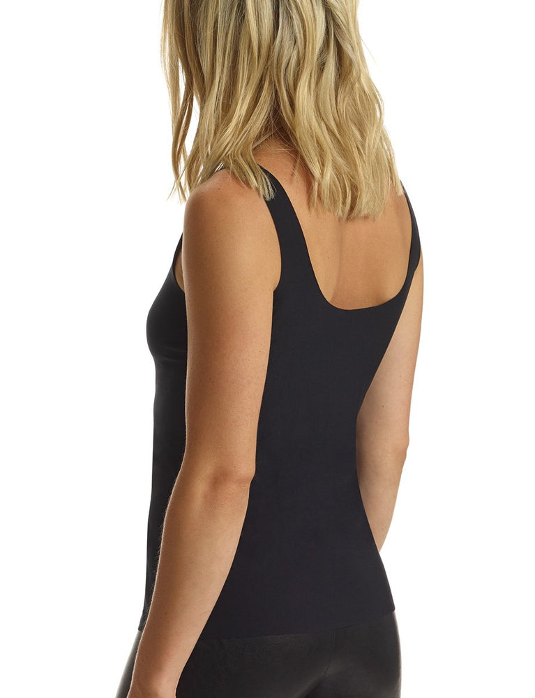 Load image into Gallery viewer, Commando Butter Tank Top Black