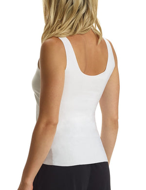 Load image into Gallery viewer, Commando Butter Tank Top White