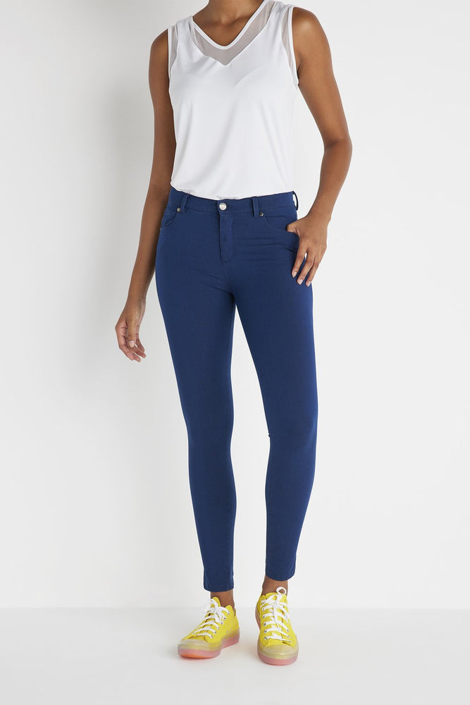Anatomie Demi Stretch Denim Jeans, Navy