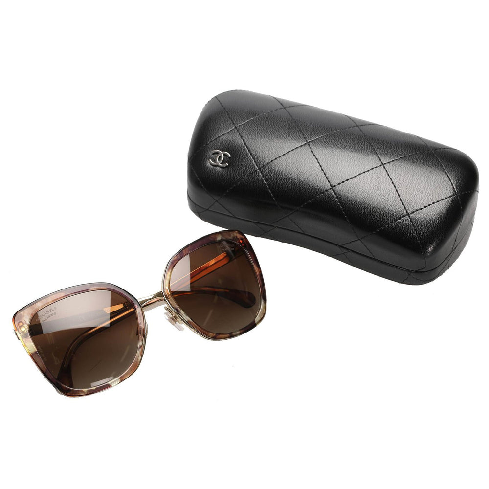 Load image into Gallery viewer, Chanel Cat Eye Tinted Polarized
