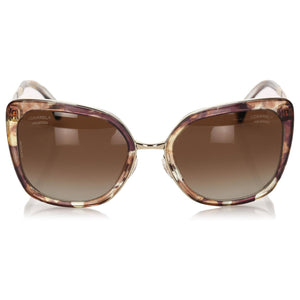 Chanel Cat Eye Tinted Polarized