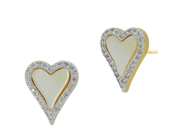 Freida Rothman From The Heart Stud PYZE020444B-M