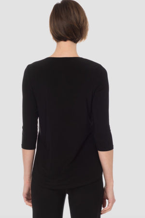 Load image into Gallery viewer, Joseph Ribkoff -  Side Slit Top Style #183171