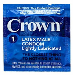 Best overall condom - Crown Condoms