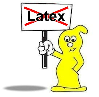 Latex and non latex