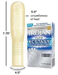 Pure Ecstasy - Best condom name by Trojan