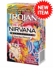 Best condom name - Nirvana by Trojan