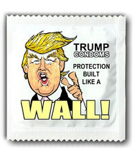 Trump Condoms Wall