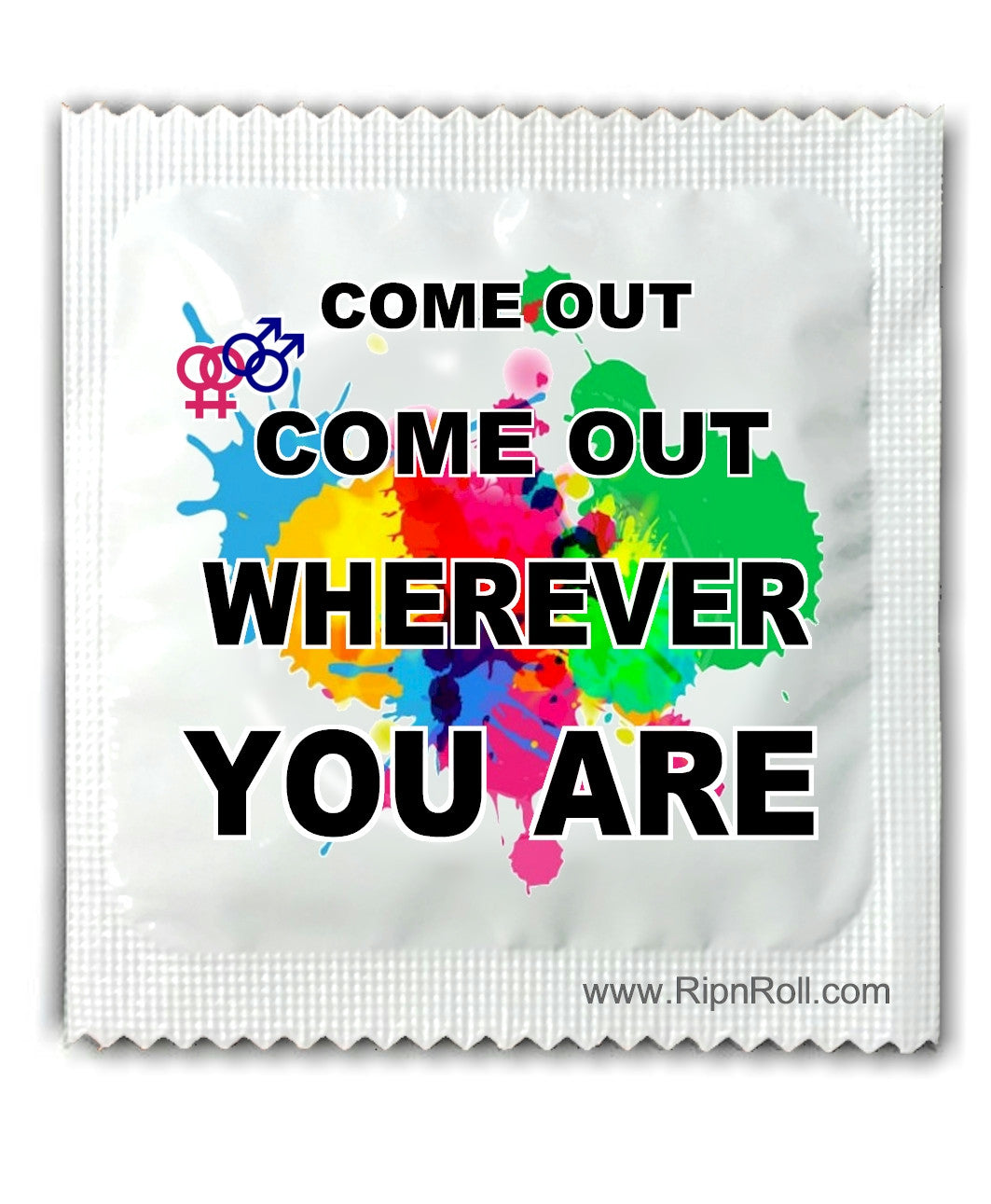from Peter kimono condom for gays
