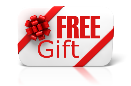 A FREE GIFT FOR YOU - $8.00 VALUE