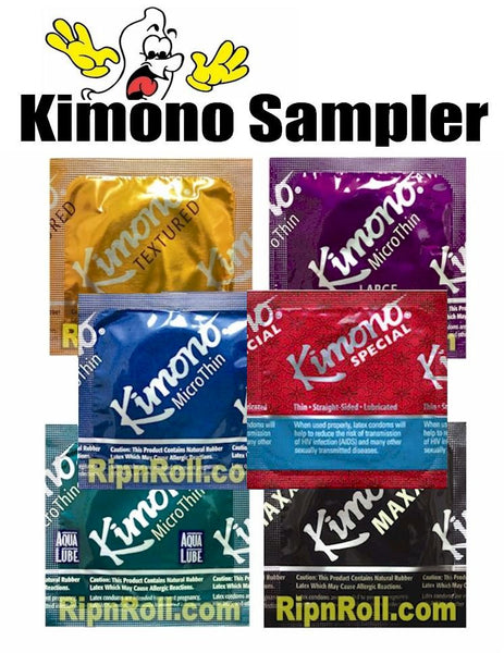 Kimono Condoms Assortment