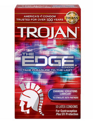 Trojan The Edge Condoms