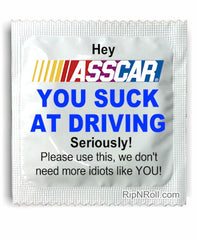 ASSCAR CONDOMS