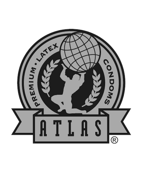 Atlas Non Lubricated condoms manufactured by GPC