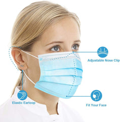 NEW - Breathable Face Mask for crowd Protection