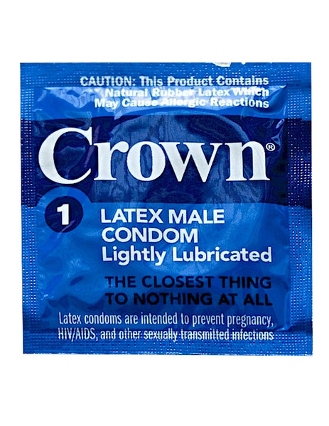 Crown Condoms Bulk